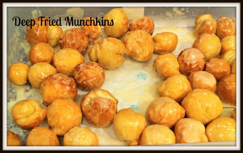 In the Kitchen - Deep Fried Munchkins