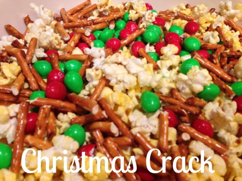 In the Kitchen - Christmas Crack