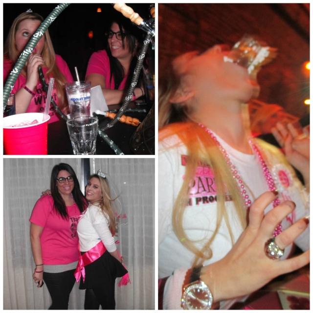 Bachelorette Collage