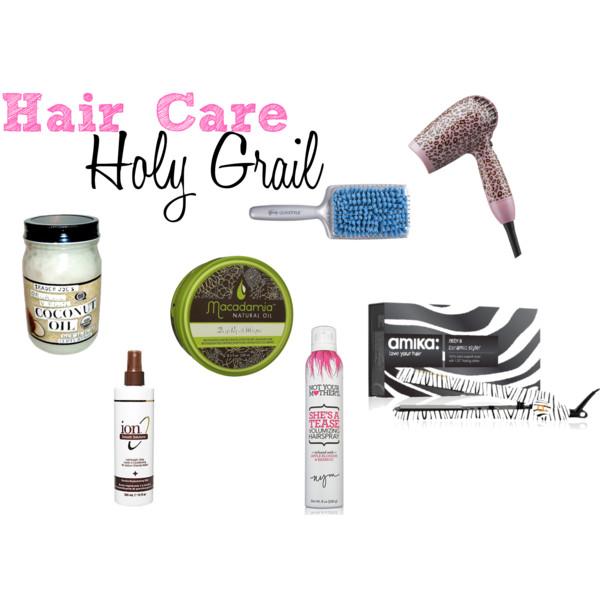 Hair Care Holy Grail