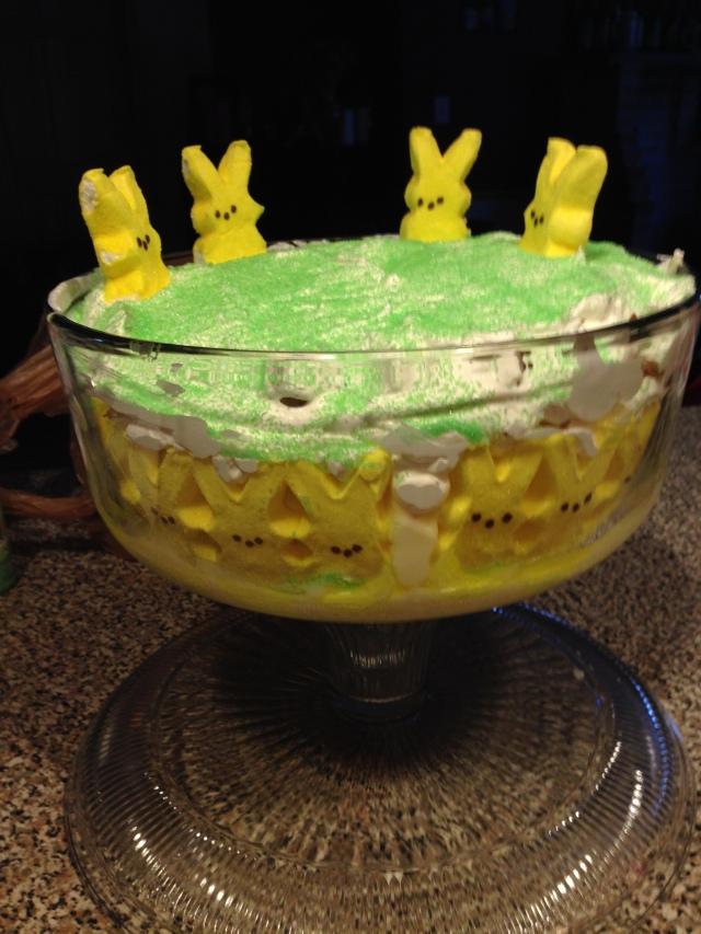 peep trifle